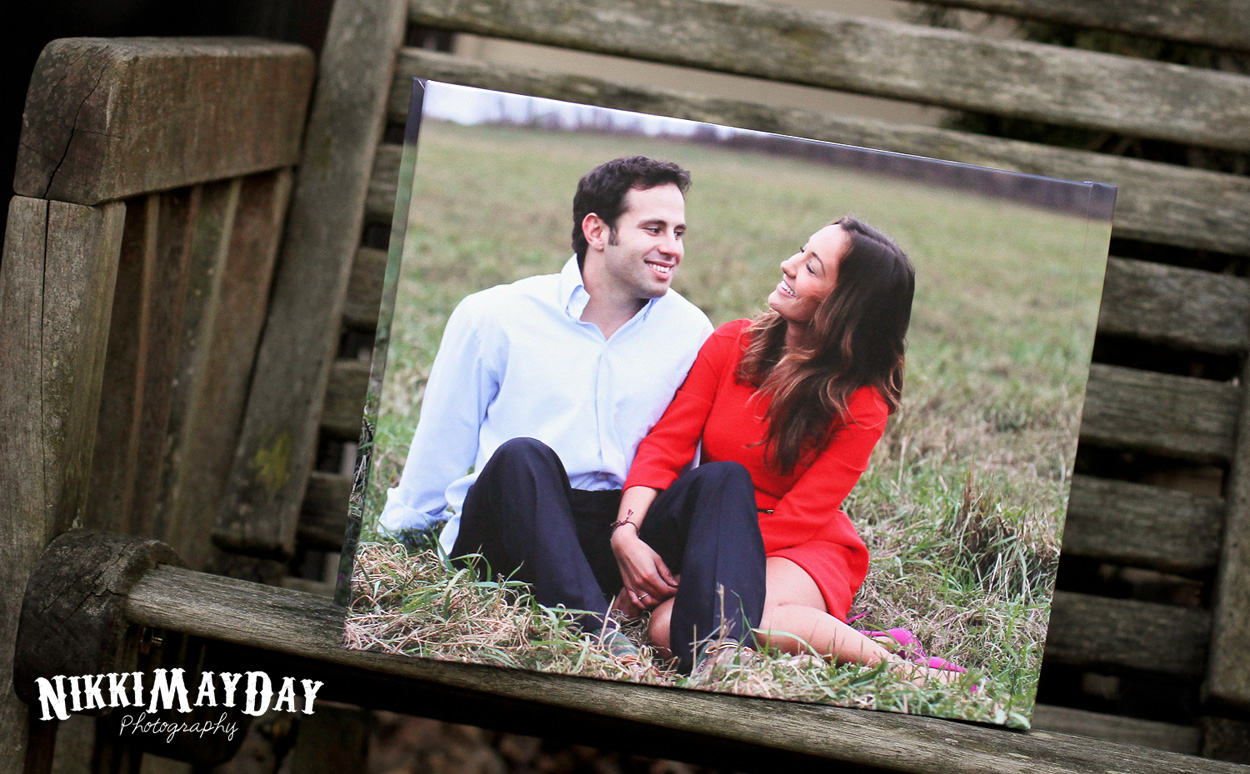 My Guest Book Sample Album Arrived! Yay! | Erie PA Engagment ...