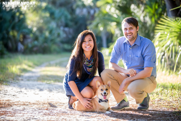 Koreshan State park family photography